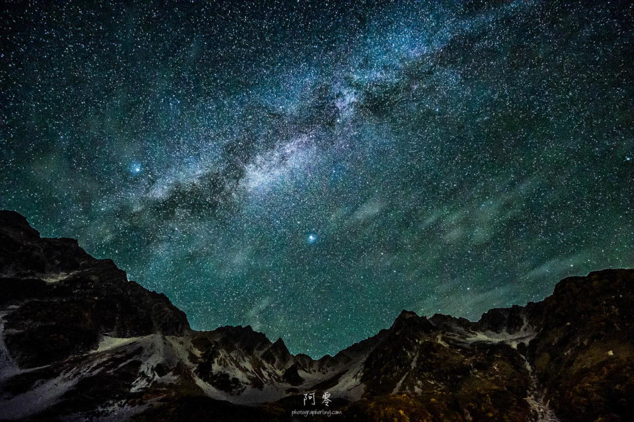 【攝影隨筆】銀河是危險的拍攝題材
